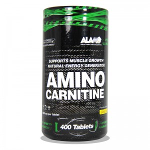 قرص آمینو کارنیتین آلامو 1000 میلی گرم 400 عددی