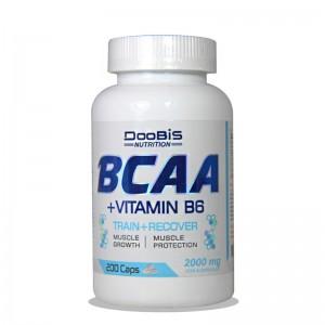 کپسول بی سی ای ای و ویتامین ب6 دوبیس 200 عددی