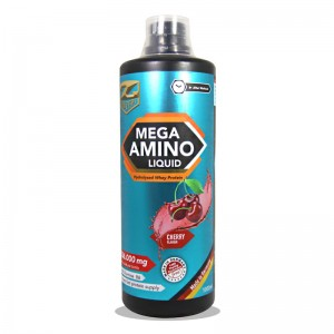 مگا آمینو مایع طعم گیلاس 1000 میلی لیتر زد کانزپت