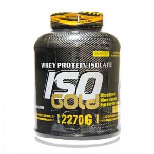 پودر پروتئین ایزو گلد ژن استار 2270 گرمی