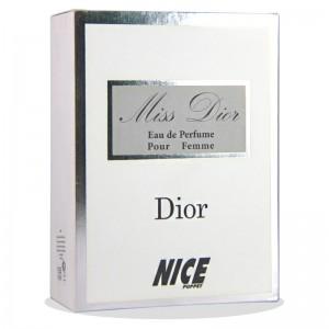 ادکلن ادوپرفیوم زنانه نایس مدل Miss Dior حجم 85 میلی لیتر