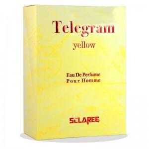 ادکلن ادوپرفیوم مردانه Telegram Yellow اسکلاره 85 میلی لیتر