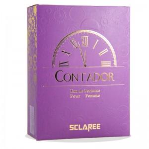 ادکلن ادوپرفیوم زنانه اسکلاره مدل CONTADOR حجم 85 میلی لیتر