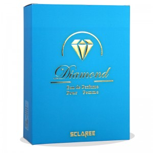 ادکلن ادوپرفیوم زنانه اسکلاره مدل Diamond حجم 85 میلی لیتر