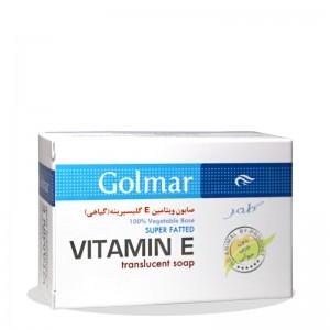 صابون ویتامین ای گلیسیرینه گلمر 120 گرم
