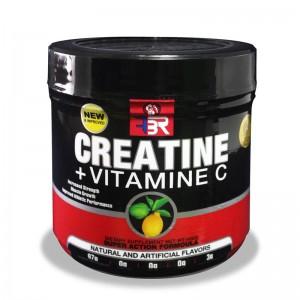 کراتین + ویتامین ث طعم لیمو اف بی آر 400 گرم