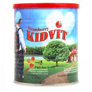 پودر افزایش وزن کید ویت توت فرنگی ویتاپی 300 گرمی