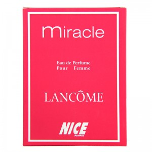 ادکلن ادوپرفیوم زنانه نایس مدل Lancome Miracle حجم 85 میلی لیتر