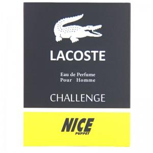 ادکلن ادوپرفیوم مردانه نایس مدل LACOSTE حجم 85 میلی لیتر