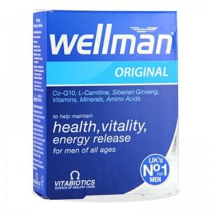 قرص مولتی ویتامین ول من اورجینال ویتابیوتیکس 30 عددی