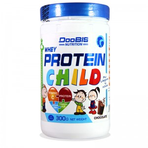 پودر وی پروتئین مخصوص کودکان دوبیس 300 گرمی