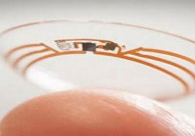 تشخیص دیابت با لنزهای هوشمند