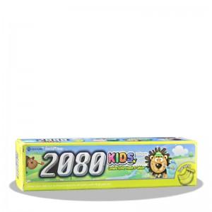 خمیردندان کودک 2080 با رایحه موز 80 گرم