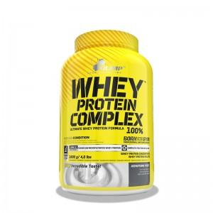 پروتئین وی کمپلکس %100 با طعم شکلات  الیمپ 1800 گرم