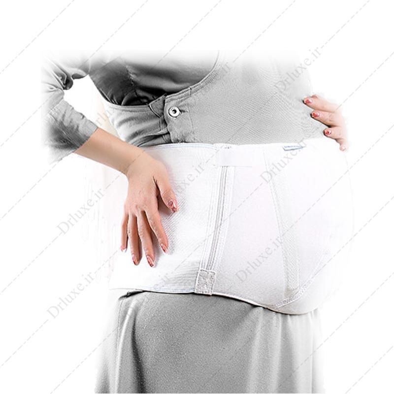 شكم بند دوران بارداری پاک سمن سایز خیلی بزرگ XL