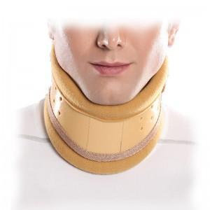 گردن بند طبی سخت پاک سمن سایز بزرگ - L