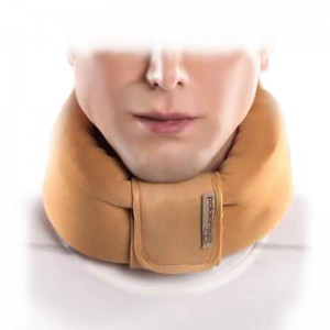 گردن بند طبی نرم صادراتی پاک سمن سایز L