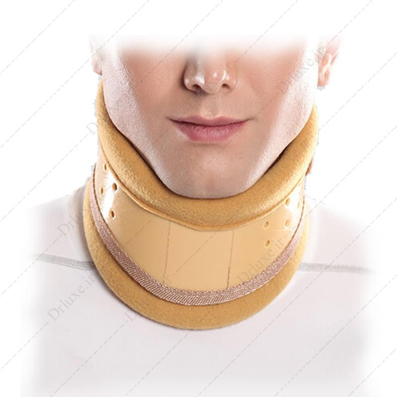 گردن بند طبی سخت پاک سمن سایز کوچک - S