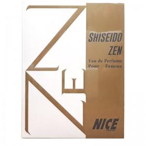 ادکلن ادوپرفیوم زنانه نایس مدل Shiseido zen حجم 85 میلی لیتر