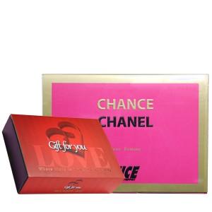 پک هدیه ادکلن و مام رول زنانه نایس مدل Chance Chanel