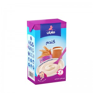 غذای کودک گندم ماجان کاله 135 گرم