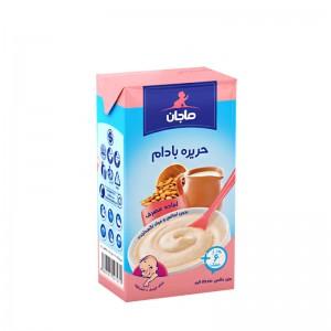 غذای کودک حریره بادام ماجان کاله 135 گرم