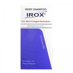 شامپو بدن ضد قارچ ایروکس 200 گرم