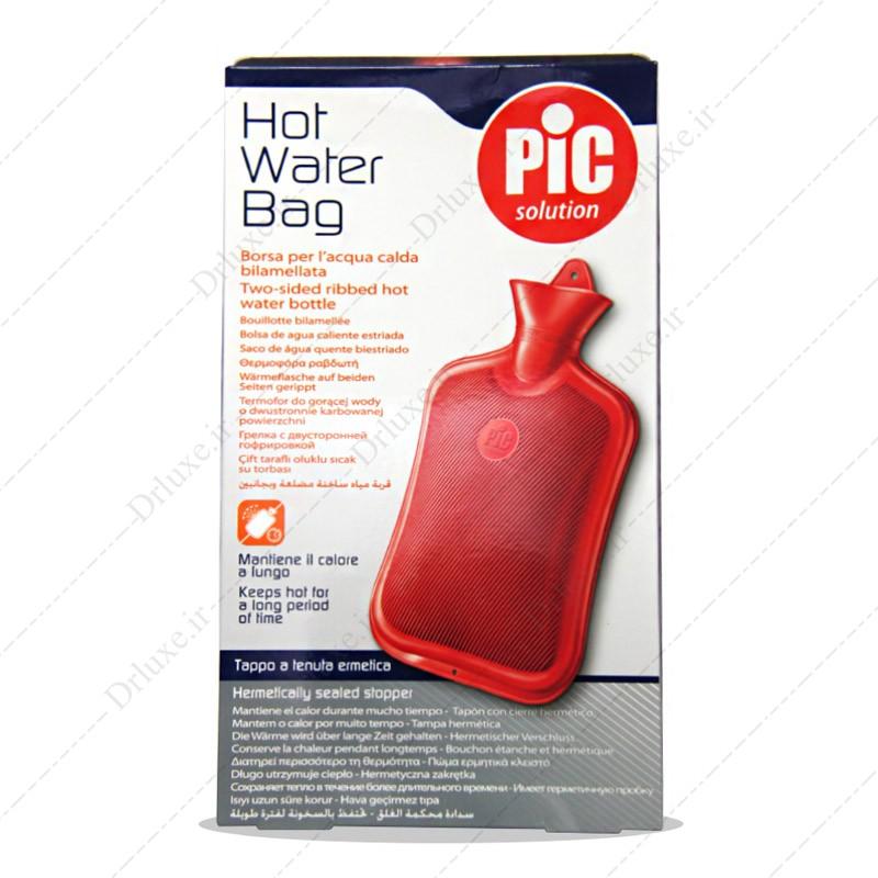 کیسه آب گرم پیک سلوشن