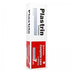 خمیر دندان چندکاره موثر پلاسترین  120 گرم