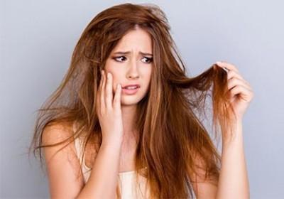 درمان های خانگی برای خشکی مو