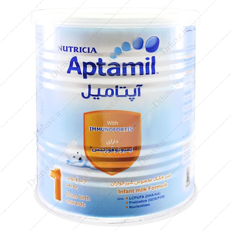 شیرخشک آپتامیل 1 نوتریشیا 400 گرم