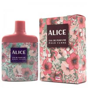 ادکلن ادوپرفیوم زنانه پینک مدل Alice حجم 85 میلی لیتر