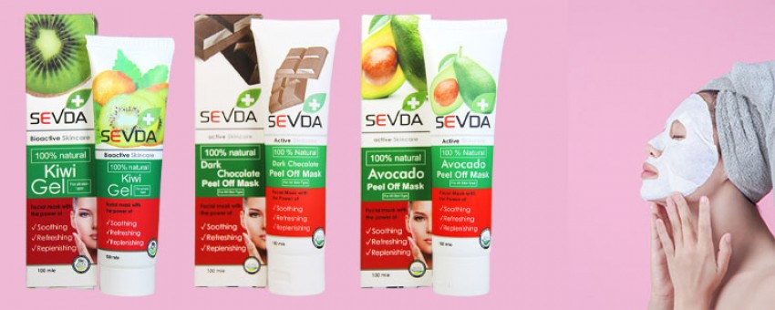مراقبت از پوست صورت با محصولات سودا