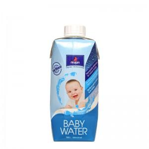 آب استریلیزه نوزادان و کودکان ماجان 330 میلی لیتر