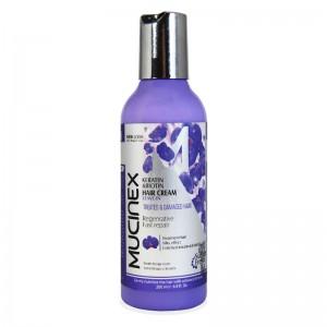 ماسک مو بیوتین و کراتین مناسب موهای آسیب دیده ماسینکس 200 میلی لیتر
