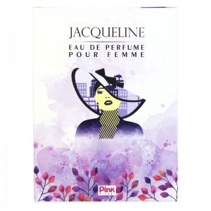 ادکلن ادوپرفیوم زنانه پینک مدل ژاکلین حجم 85 میلی لیتر