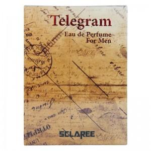 ادکلن ادوپرفیوم مردانه اسکلاره مدل تلگرام حجم 85 میلی لیتر