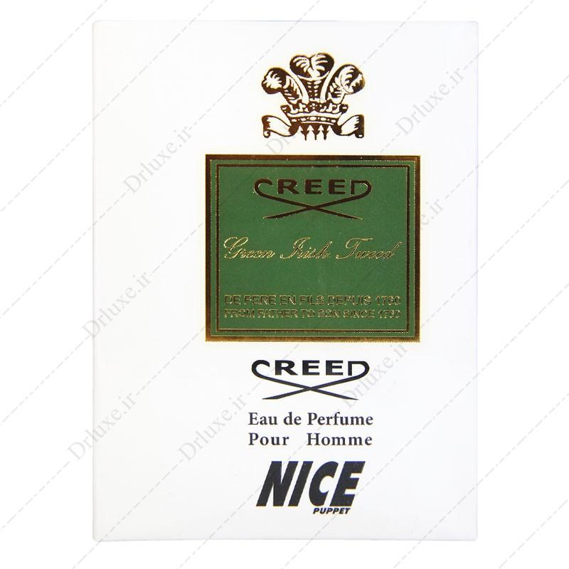 ادکلن ادوپرفیوم مردانه نایس مدل Creed Green Irish Tweed حجم 85 میلی لیتر
