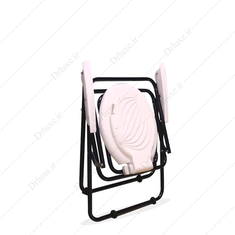 توالت فرنگی مبله مدل تاشو