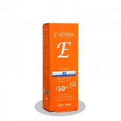 کرم ضد آفتاب SPF50 اویدرم بژ متوسط مناسب پوست خشک 40 میلی لیتر
