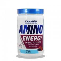 پودر آمینو انرژی دوبیس توتی فروت 270 گرم