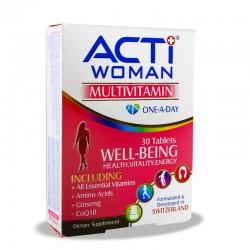 قرص مولتی ویتامین اکتی وومن 30 عدد