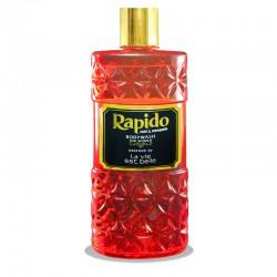 شامپو بدن لوکس زنانه راپیدو با رایحه عطر  La Vie Est Belle حجم 400 گرم