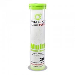 قرص جوشان مولتی ویتامین مینرال ویتافیز پلاس 20 عدد