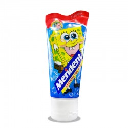 خمیر دندان ژله ای کودک مریدنت طرح SpongeBob حجم 70 گرم