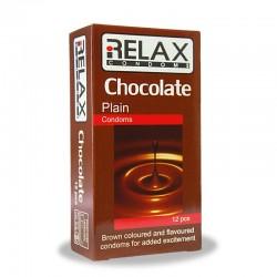 کاندوم شکلاتی ریلکس 12 عددی