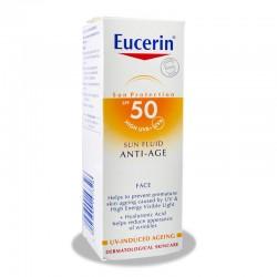 فلوئید ضد آفتاب SPF50 آنتی ایج اوسرین 50 میلی لیتر