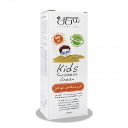 کرم ضد آفتاب کودکان سی گل  SPF30