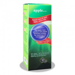 محلول لنز اپل متا 150 میلی لیتر