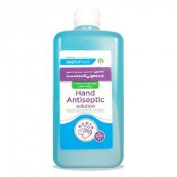 محلول ضد عفونی کننده دست و پوست سپت اتک 500 سی سی